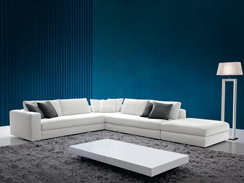 Corner sofa CITY - Divanidea
