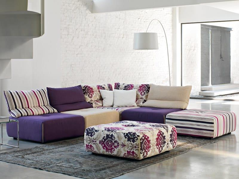 Corner sofa TOYS - Divanidea