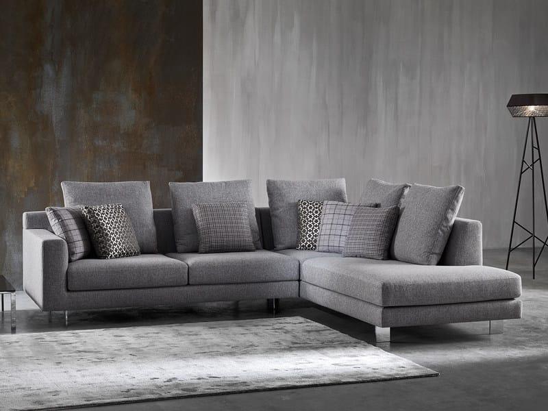 Corner sofa SCALA | Corner sofa by Divanidea