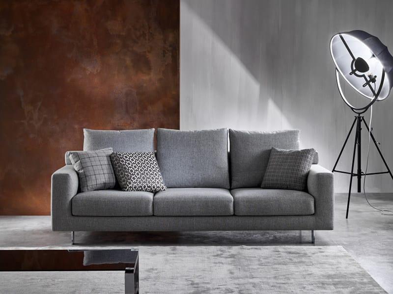 3 seater sofa SCALA | 3 seater sofa by Divanidea