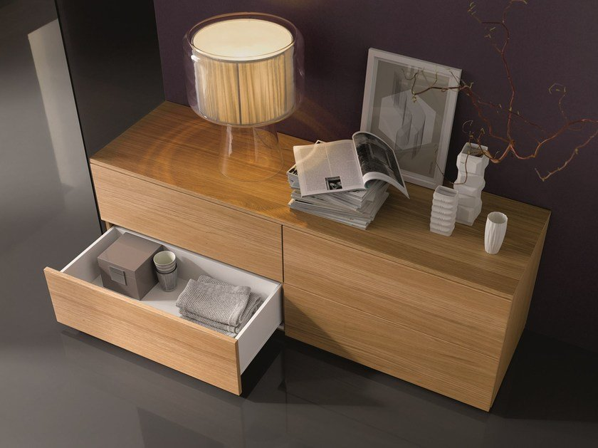 Floorstanding bathroom cabinet with drawers BETTEMODULES | Bathroom cabinet - Bette