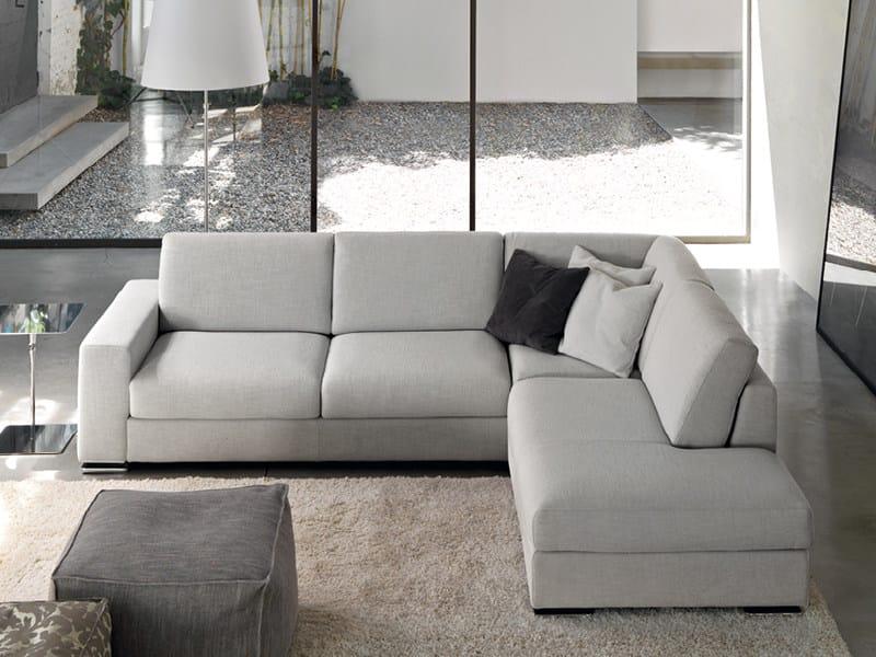 Corner sofa TIMES - Divanidea