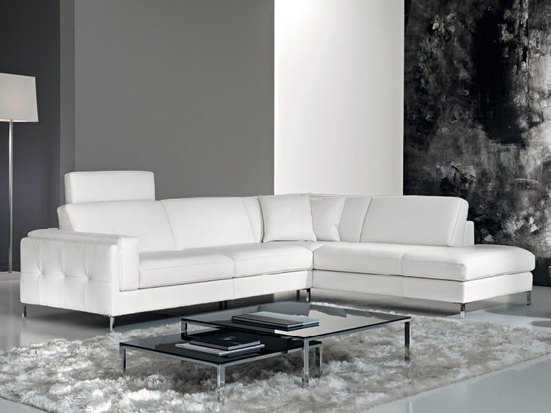 Corner sofa HILTON - Divanidea