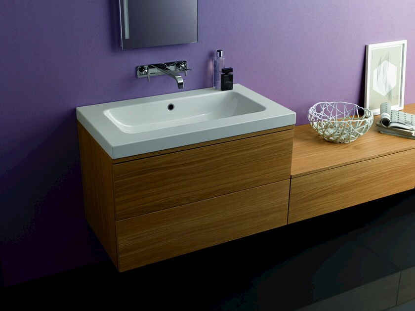 Single wall-mounted vanity unit BETTEMODULES | Single vanity unit - Bette