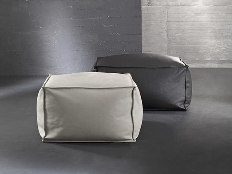 Upholstered pouf KING - Divanidea
