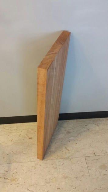 Blockboard and lamellar laminboard Doussie Panel - BELLOTTI