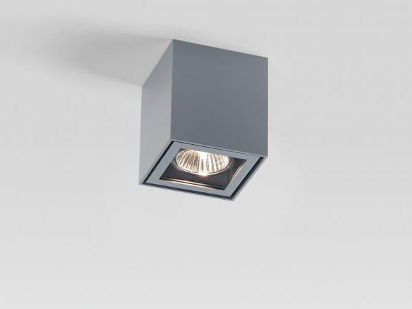 Ceiling spotlight BOXY + 12V by Delta Light