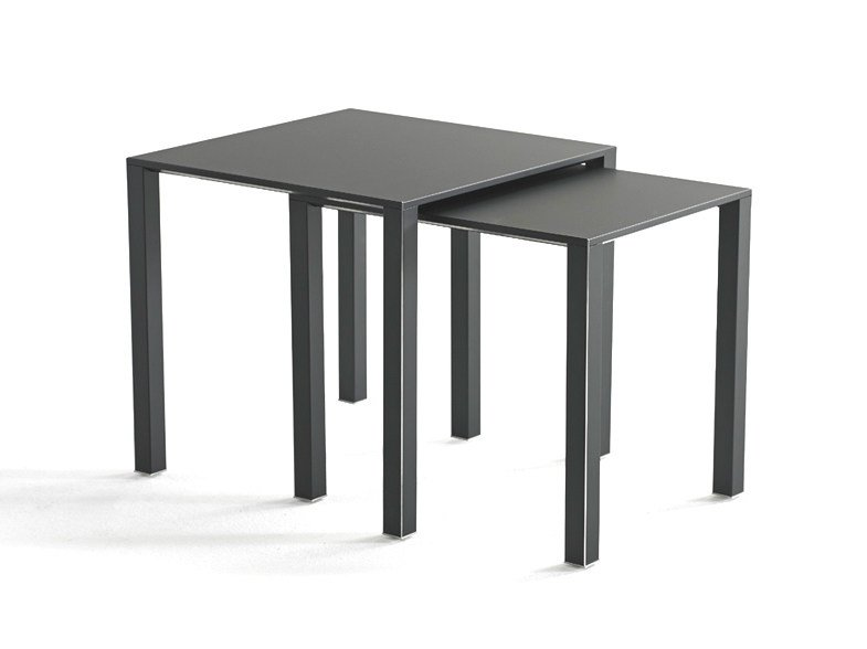 Rectangular side table INFINITY | Side table - YOMEI