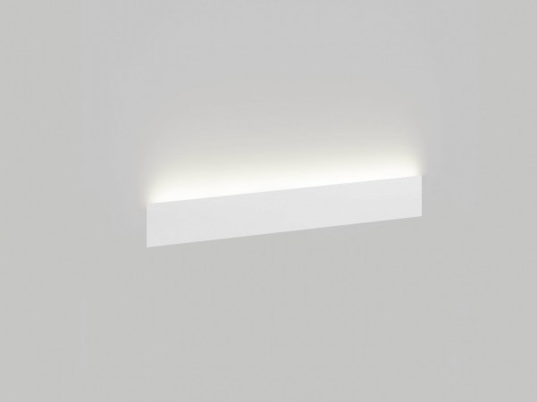 LED direct-indirect light wall lamp T-LINER 50 WW - Delta Light