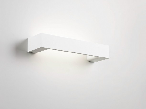 LED wall light BACKSPACE 38 LED - Delta Light