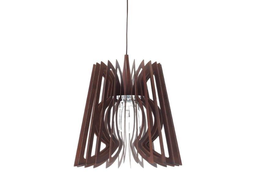 Steel pendant lamp LUME IRON | Pendant lamp - Colico
