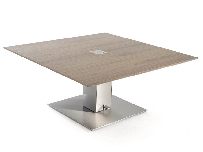 Height-adjustable coffee table DRIVE - YOMEI