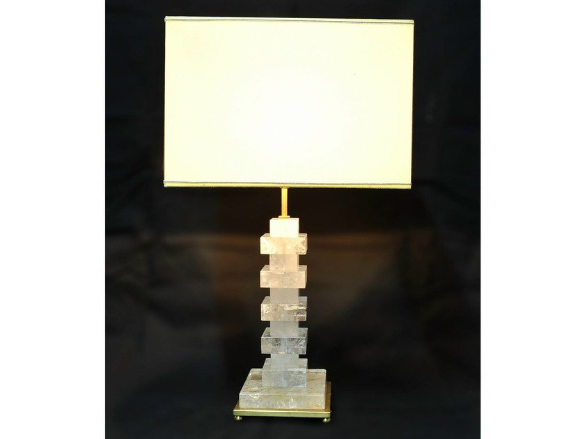 Crystal table lamp 380 | Table lamp - Tisserant