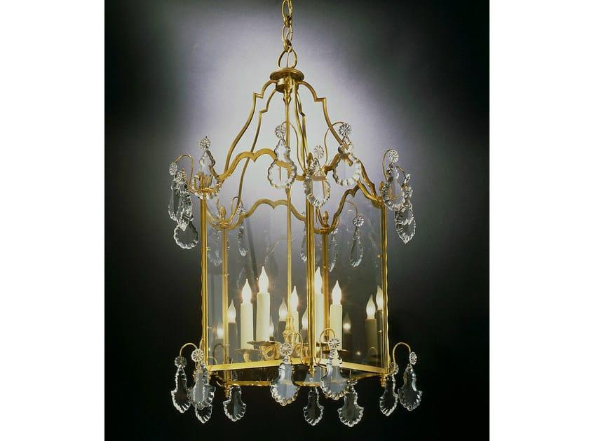 Bronze chandelier 30639 | Chandelier - Tisserant