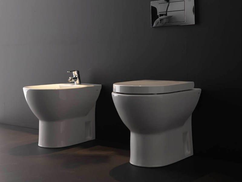 Wc in ceramica TIPO | WC - ROCA
