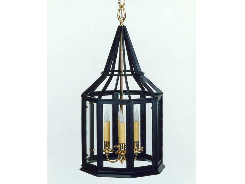Wrought iron chandelier 30902 | Chandelier - Tisserant