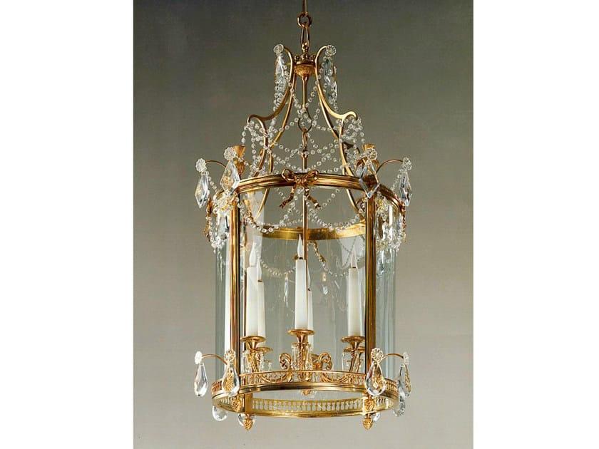 Crystal chandelier 30850 | Chandelier by Tisserant