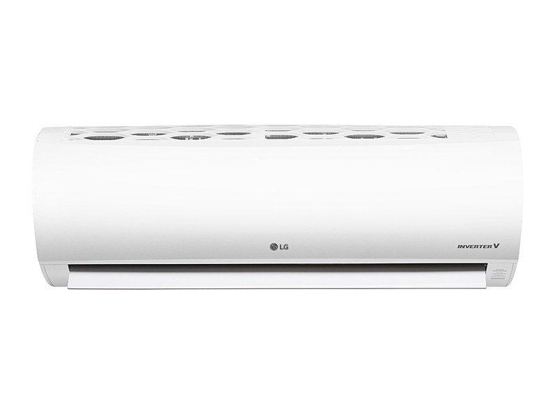 Wall mounted inverter split air conditioner STANDARD E18EM by LG Electronics
