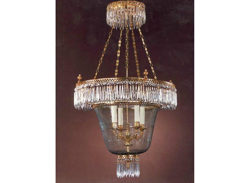 Crystal chandelier 30994 | Chandelier - Tisserant