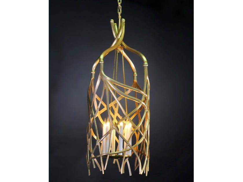 Bronze chandelier 36000 | Chandelier - Tisserant