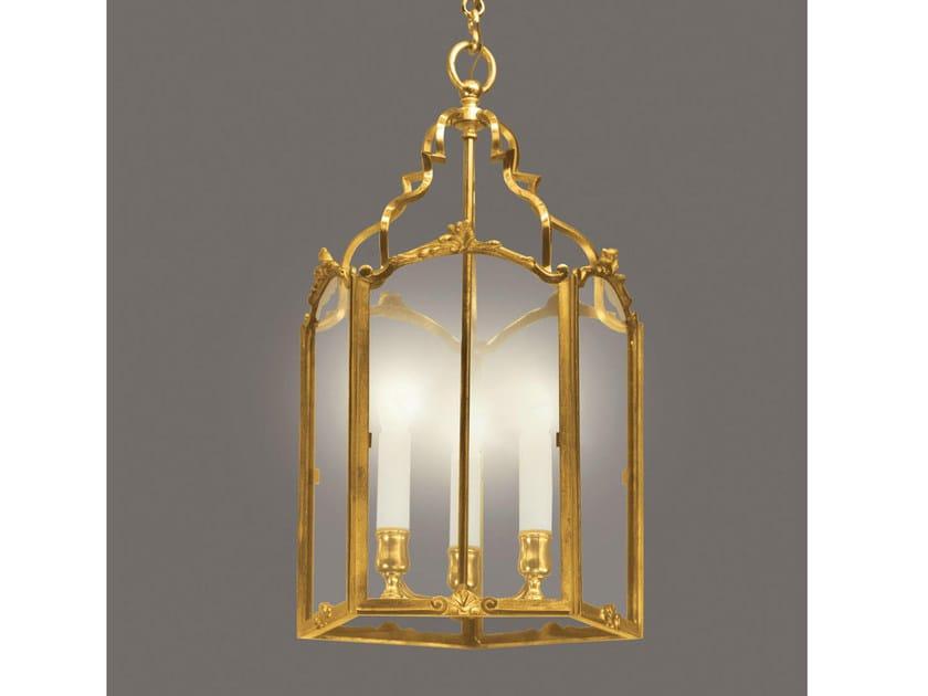 Bronze chandelier 34414 | Chandelier - Tisserant