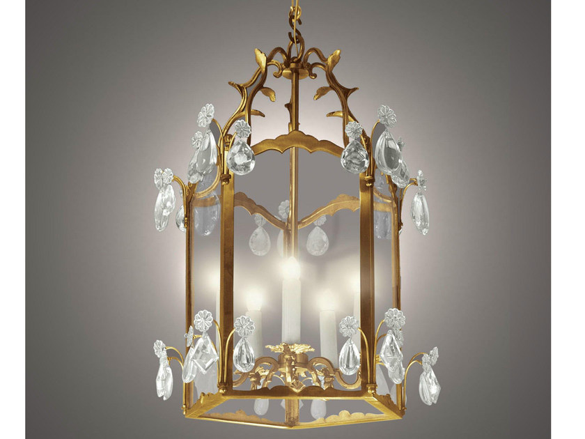 Crystal chandelier 34745 | Chandelier - Tisserant