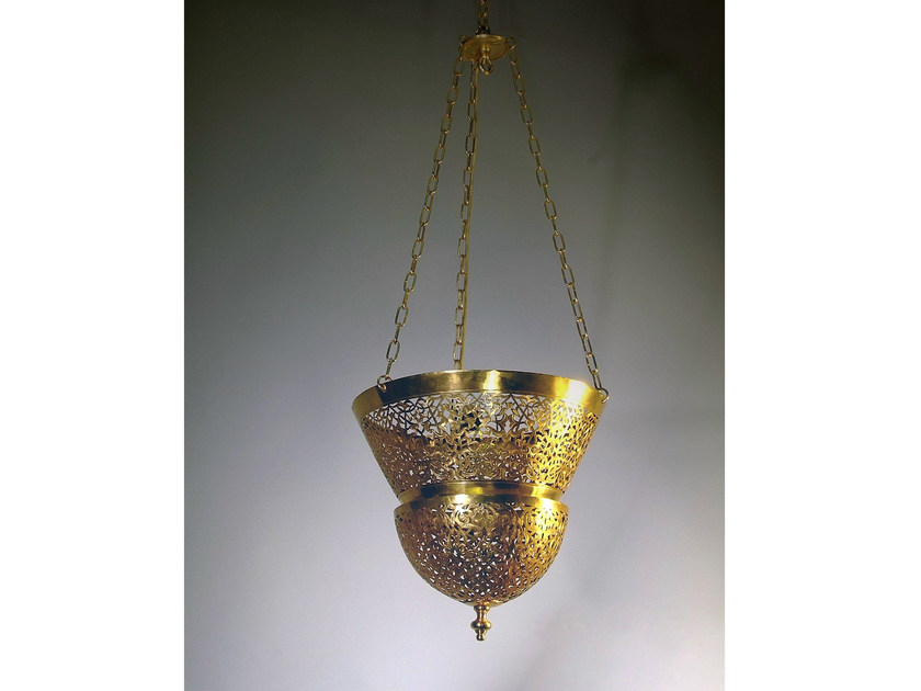 Bronze chandelier 31100 | Chandelier - Tisserant