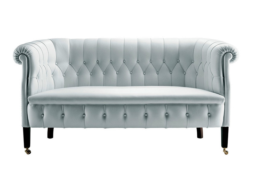 Tufted sofa FUMOIR | 2 seater sofa - Poltrona Frau