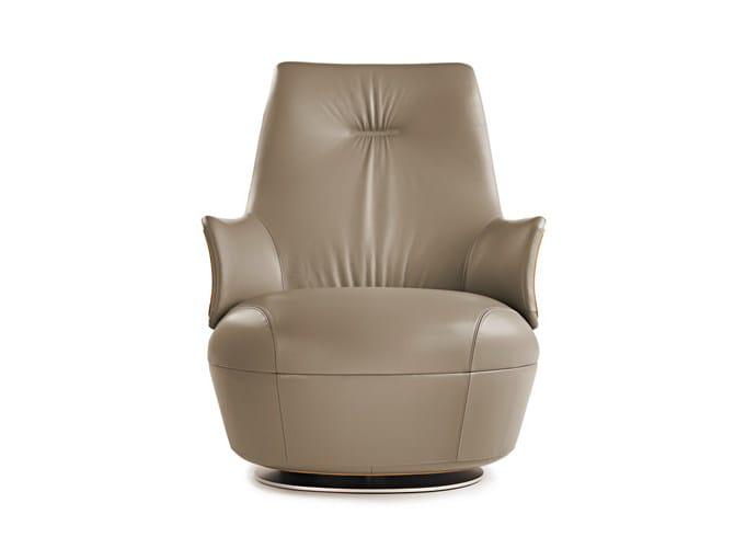 Bergere armchair ASSAYA | Armchair - Poltrona Frau