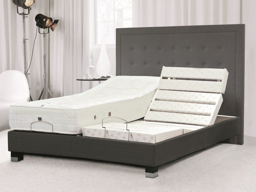 Bed base TRECAFLEX by Treca Interiors