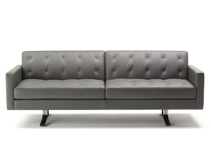 Tufted sofa KENNEDEE JR by Poltrona Frau