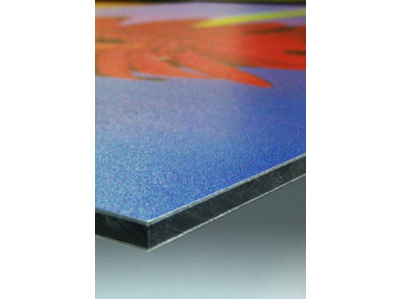 Metal sheet and panel for roof ETALBOND® LIGHT by Elval Colour