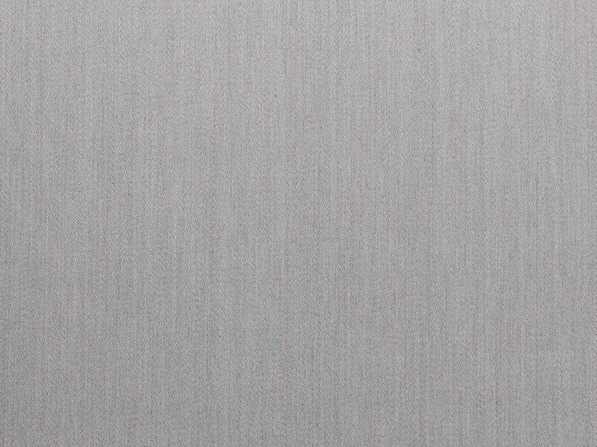 Solid-color high resistance merino wool fabric APLOMB MELANGE - Dedar