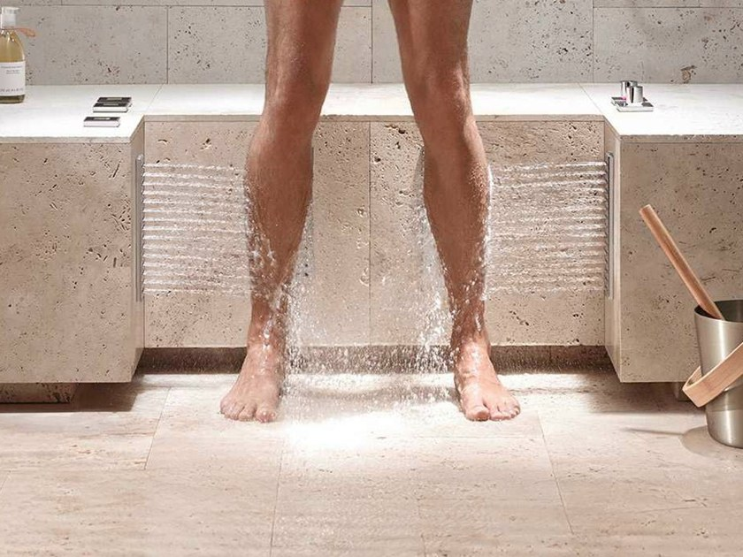 Built-in side shower COMFORT SHOWER - LEG SHOWER - Dornbracht