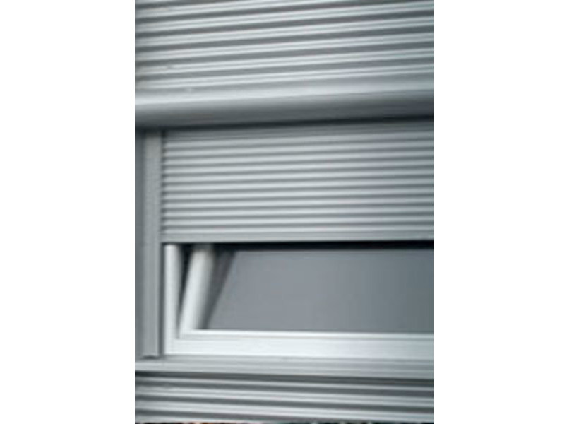 Aluminium roller shutter / roller garage door ROLLING SHUTTERS - Elval Colour