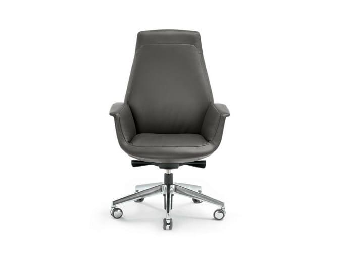 Sedie Da Ufficio Senza Ruote : Sedia ufficio operativa con ruote downtown sedia ufficio