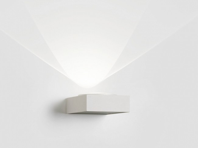 LED wall light VISION S LED WW by Delta Light