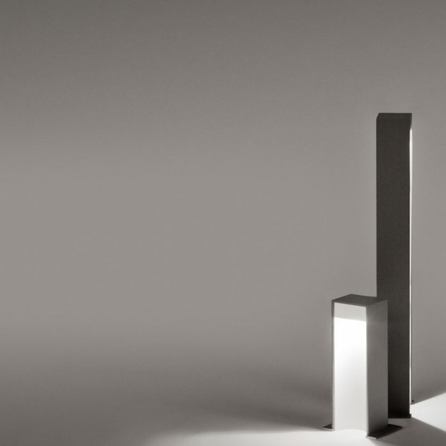 Delta Light Nv Belgium 840 Led Metal Bollard Light Aula 26