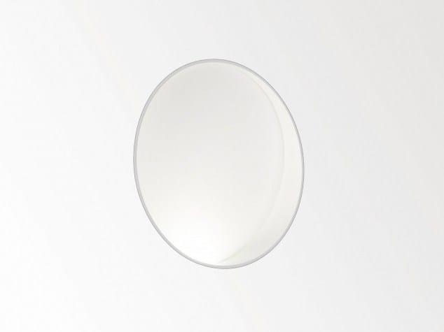 LED aluminium built-in lamp SKELP TRIMLESS LED WW - Delta Light