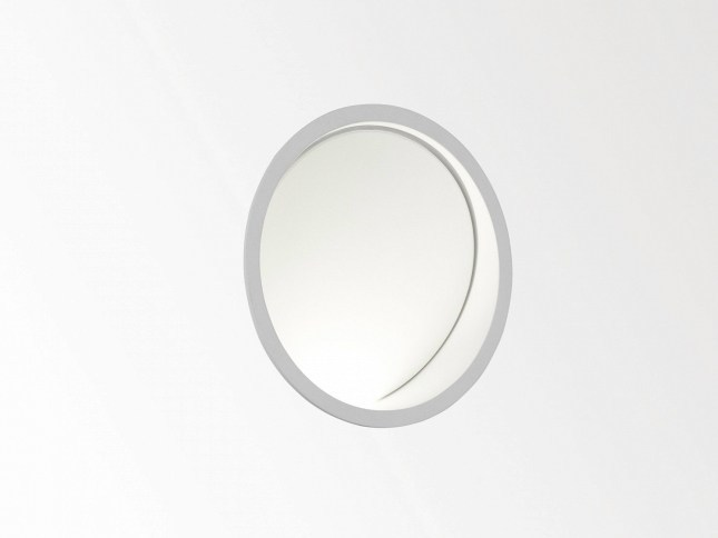 LED recessed wall lamp SKELP LED WW - Delta Light