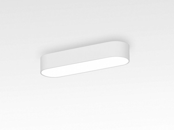 Fluorescent ceiling lamp SUPERNOVA L 255 - Delta Light