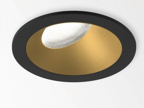 LED recessed spotlight iMAX WALLWASH BR8 82729 - Delta Light