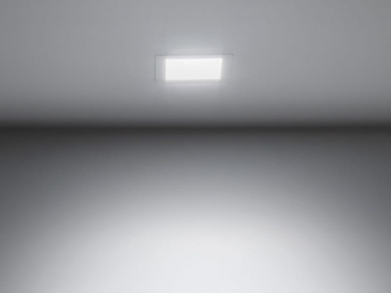 LED painted metal spotlight for false ceiling DOWNLIGHT 120Q - Lombardo