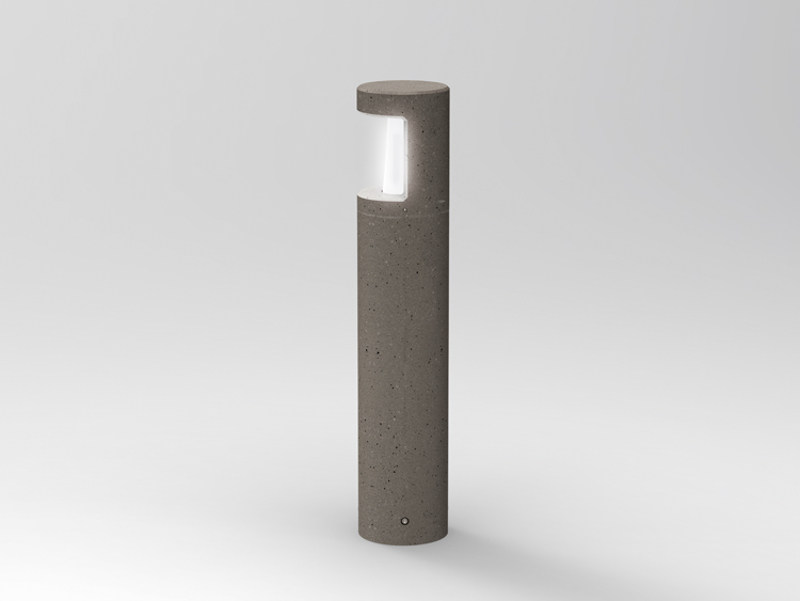 Cement bollard light PIPELINE C 90 - Lombardo
