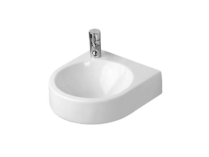 Ceramic handrinse basin ARCHITEC | Handrinse basin - DURAVIT