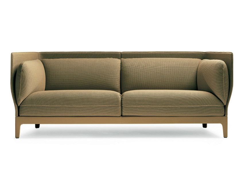 2 seater sofa ALONE | Sofa by Poltrona Frau