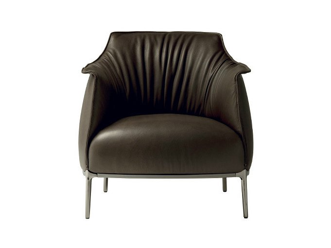 Leather armchair ARCHIBALD | Armchair - Poltrona Frau