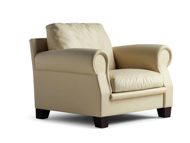 Leather armchair AUSTEN | Armchair - Poltrona Frau