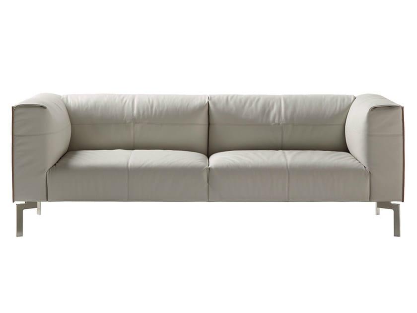 Leather sofa BOSFORO | Sofa - Poltrona Frau
