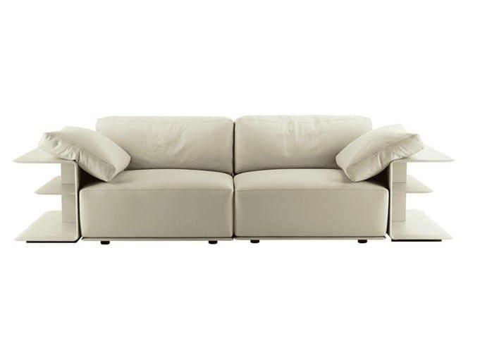 Sectional modular sofa CASSIOPEA - Poltrona Frau
